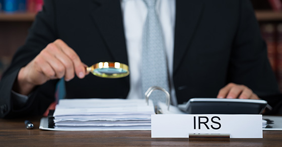 The chances of IRS audit are down, but you should still be prepared