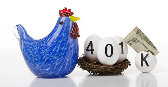 Why you should increase your 401(k) contribution rate between now and year end
