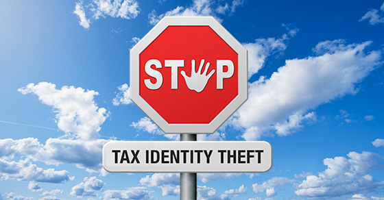 File early to avoid becoming a victim to tax identity theft