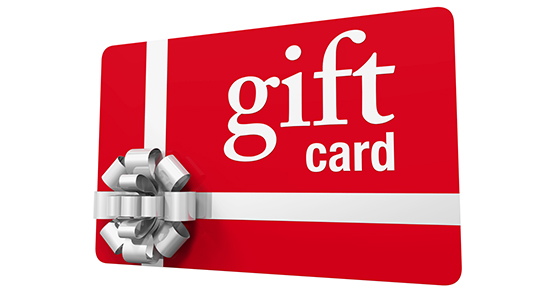 Giving gift cards over the holidays? Here are some helpful fraud prevention tips